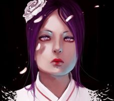 Neo Geisha. by Mortica