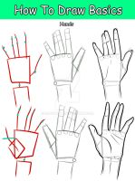 Basic Hand Tutorial by Imoon90