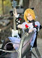 ::Kagamine Ren - The Immoral Memory::Cosplay 6 by xXChiharuDawnXx