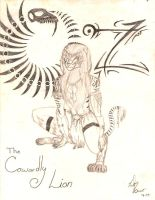 Oz lion by Lady-Leviathan104-24
