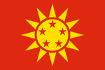 Chinese flag by hosmich