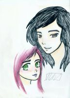 Grace and Luiquor by XxD3lIlaHxX