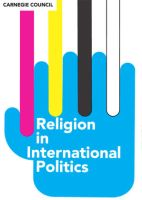 religion in int. politics by gustaf-pinsel