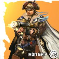 Herrad Legion General by Iron-Grip
