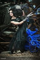 Scissorhands by JFairy