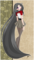 Beth Craft Academy Outfit by florainbloom
