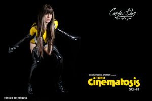 Silk Spectre wandering by DarkTifaStrife