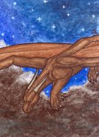 ACEO/ATC: For Draconniss by Samantha-dragon