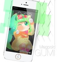 Gumi Megpoid by FuonShiro