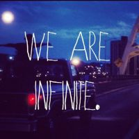 We are Infinite. by BooksandCoffee007