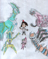 Im a Pokemon Tainer know Pokemon Trainers are cool by thecat1313