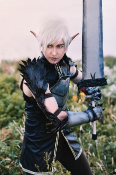 Fenris- In the Weeds by twinfools