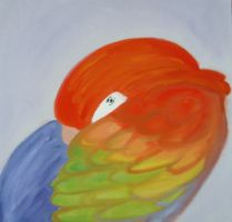 Its a Parrot by jules131