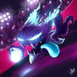 Fanart Pokemon Haunter by jpnegrete