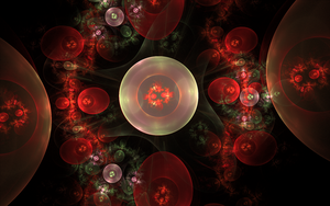 redgreen bubble creation by Andrea1981G