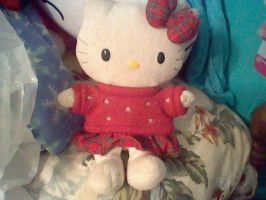 My First Hello Kitty Doll! by Bjnix248