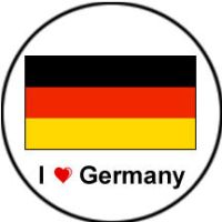Hetalia Germany Button by FoxTrotProducts