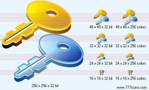 Keys Icon by money-icons