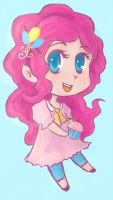 Pinkie Pie by lady-largo
