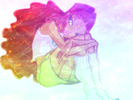 Layla of Winx Club Wallpaper by feverishlyangelic