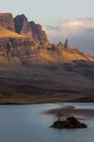 Old Man Of Storr by ikthius