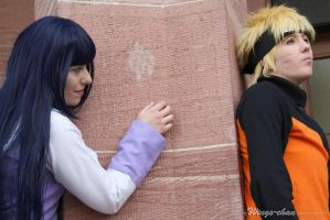 NaruHina - Reach out by Wings-chan