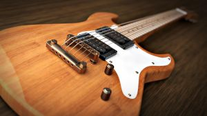 electric guitar 4 by sime242