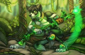 In Harmony With Nature by Ifus