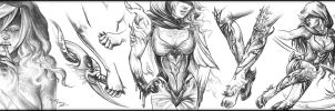 Lady of Justice by mcr-raven