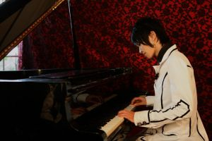 Vampire Knight: Piano by adrian-airya