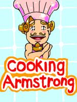 COOKING ARMSTRONG by MinionofSloth