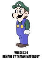 Weegee 2.0 by ThatAnimatorGuy