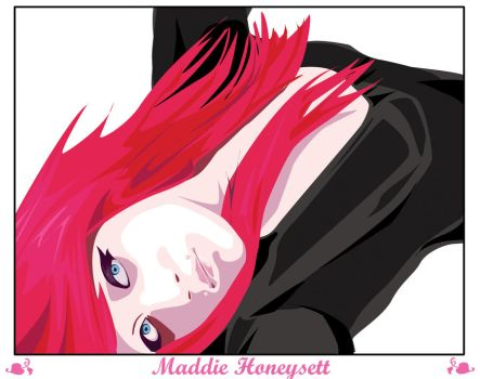 Maddie by needs-a-bullet