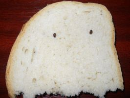 scary bread by florina23