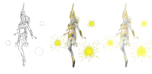 Arclight Syndra by trifalien