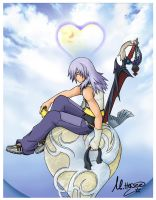 Riku - Thinking of You by LightningGuy