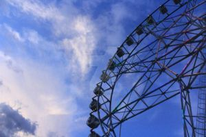 Ferris Wheel by bAs-fiction