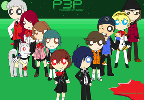 P3P BMNC-Style Wallpaper by bloomacnchez
