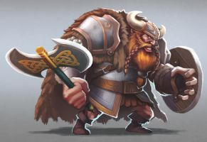 Dwarf by zackdodo68