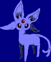 Espeon Cannot Control Themselves by tech-impaired-anubis