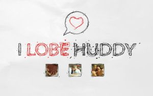 I Lobe Huddy Wall by Kiwi-Mystere
