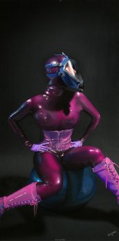 Painting-Celestial by LatexImage