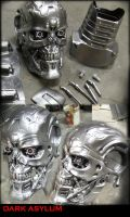 T-600 Terminator Version 2 final by DarkAsylumxxx