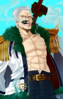 Captain Smoker by DOXOPHILIA