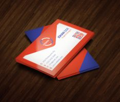 Message Box Business Card by naeem1200