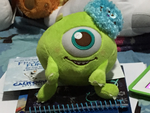 The new Little Mike doll I ordered a month ago! by Cartuneslover16