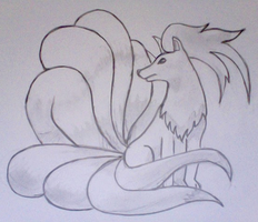 Ninetails by jmwchan