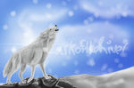 Christmas Card 2013 by LarkoftheRiver