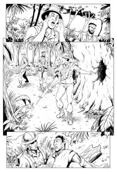 Top Cow page 1 by JLRincon