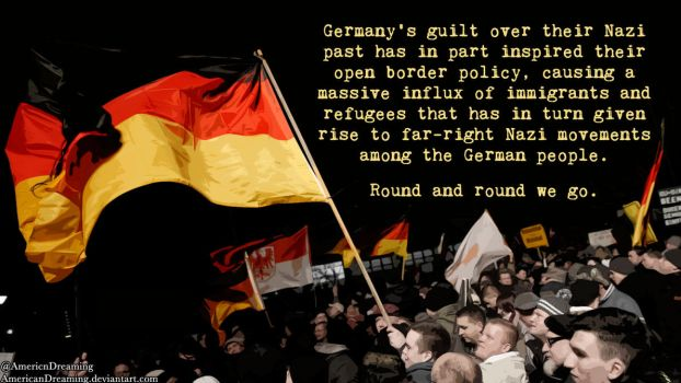Germany's Nazi Paradox by AmericanDreaming